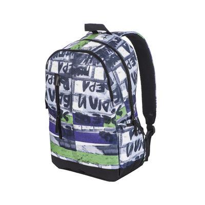 Allover Printing School Backpack
