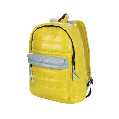 Fashion Soft Garment Fabric School Bag Kids School Backpack