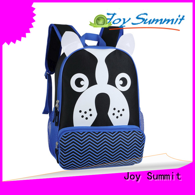 Joy Summit latest school bags supplier for carrying books
