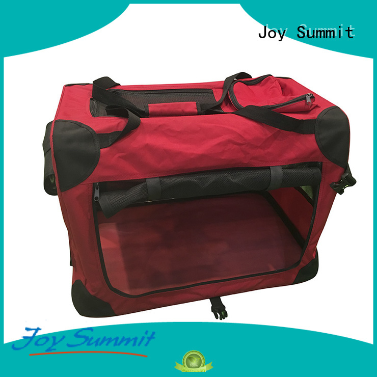 Joy Summit pet travel carrier factory for puppy carrying