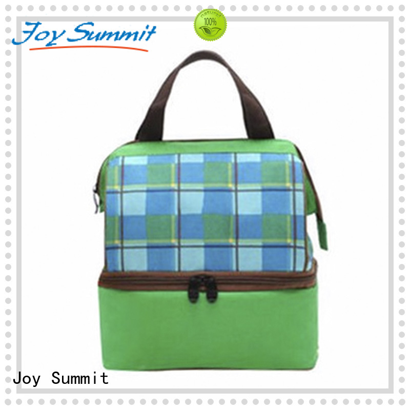 Joy Summit Customized insulated cooler bag factory
