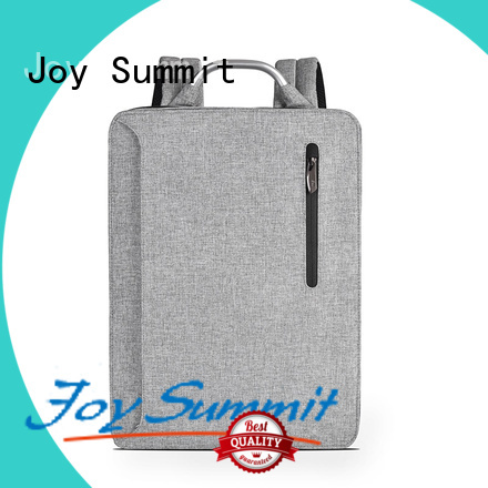 Joy Summit pu leather shoulder bags factory for carrying computer