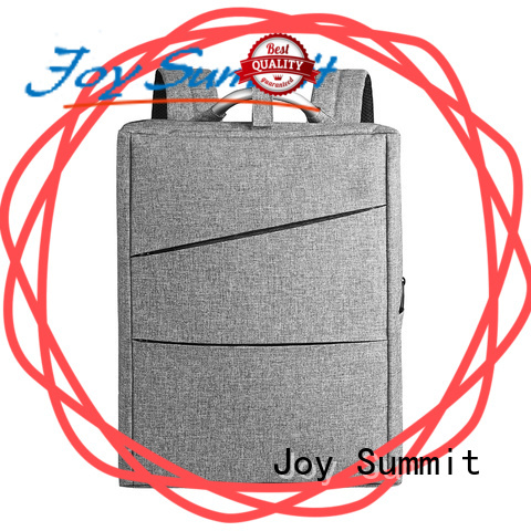 Joy Summit Best custom business backpack supplier for commuters