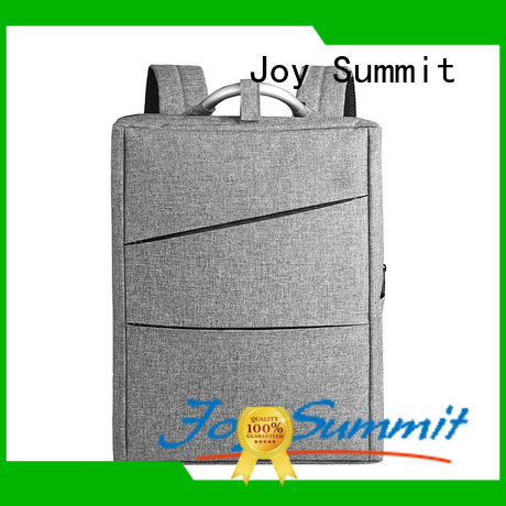 Joy Summit work backpack manufacturer for carrying laptop