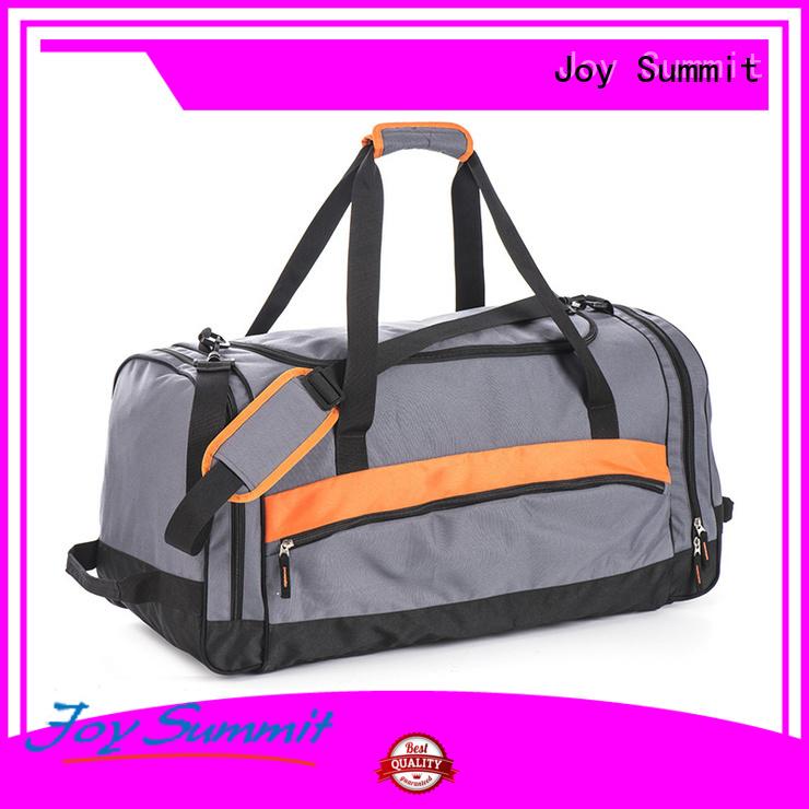 Joy Summit Bulk Rolling duffel bags manufacturer for gym