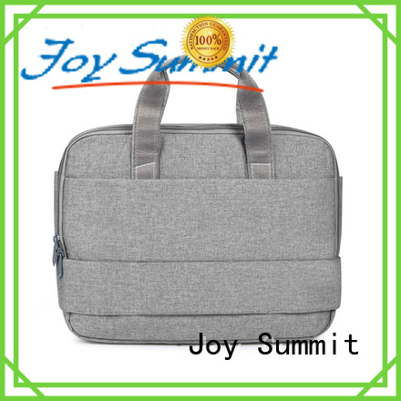 Joy Summit Personalized polyester laptop bag factory for carrying laptop