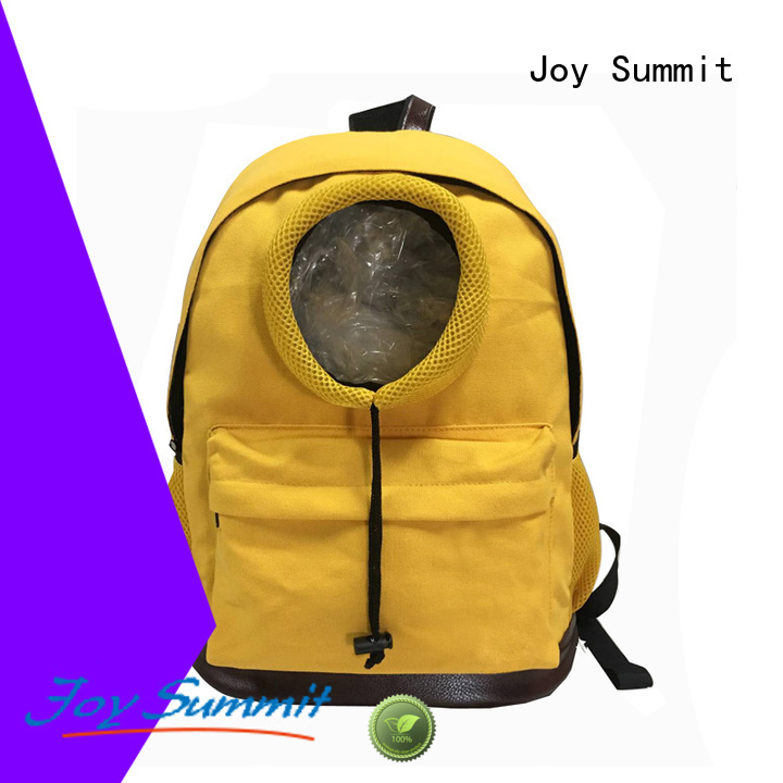 Joy Summit dog carrier business for pet carrying