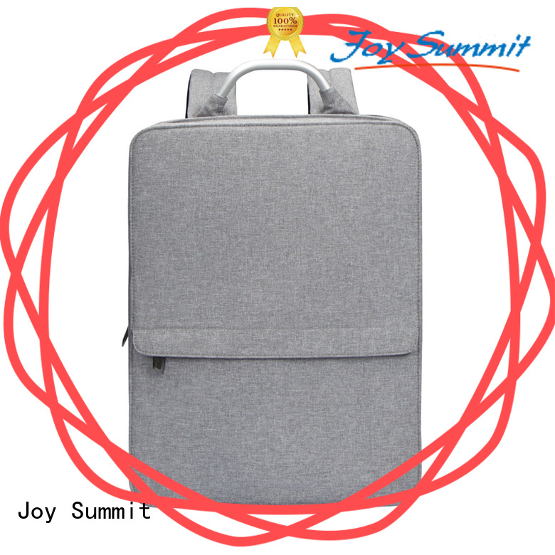 Joy Summit Customized cavas briefcases manufacturer for carrying laptop