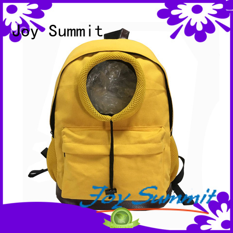 Joy Summit Bulk pet travel carrier company for puppy carrying