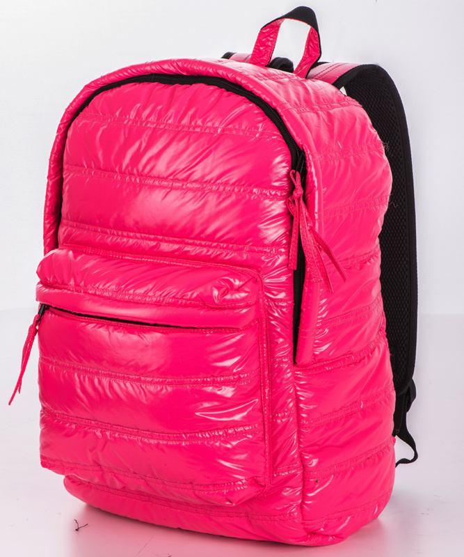 Soft fashion school bag  with sponge