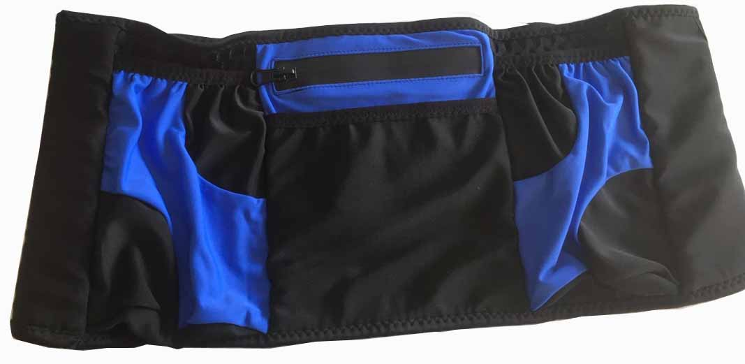 Sports running belt bag