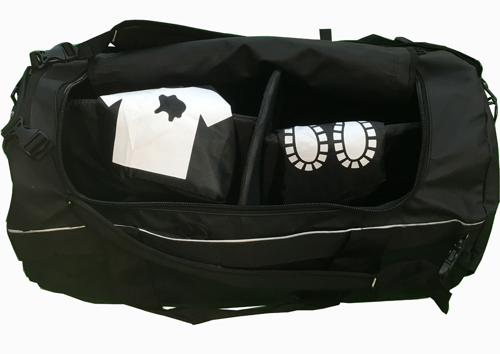 Tarpaulin travel bag tool bag