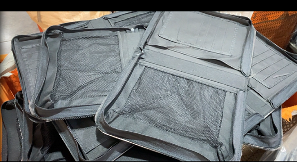 bags production