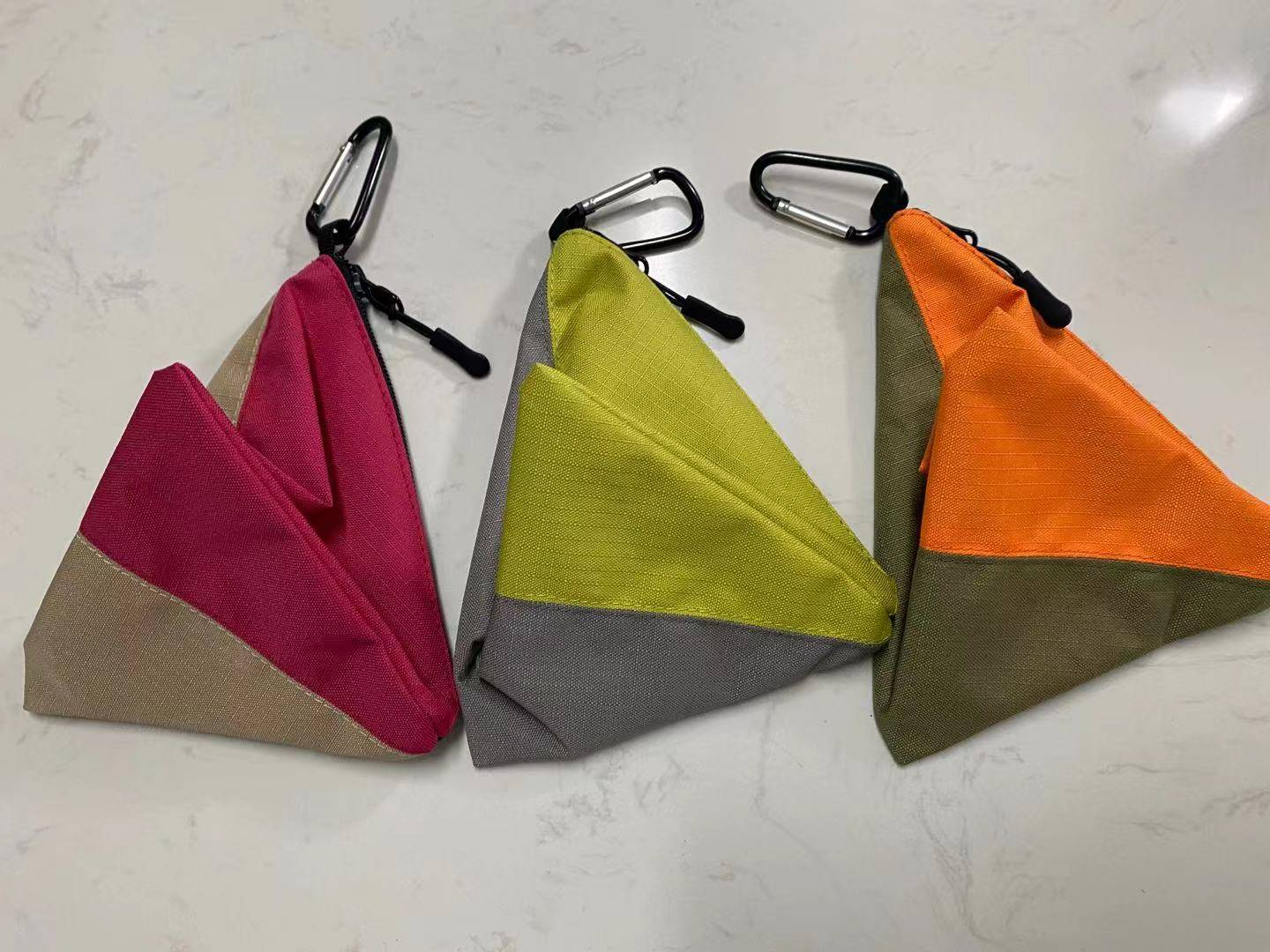 anti-bacterial deodorizing Carbon non woven fabric lining Pet waste Bag Carrier  High Quality