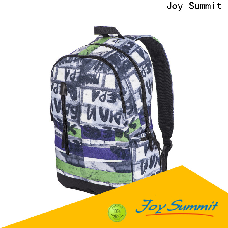 Joy Summit school bags business for carrying books
