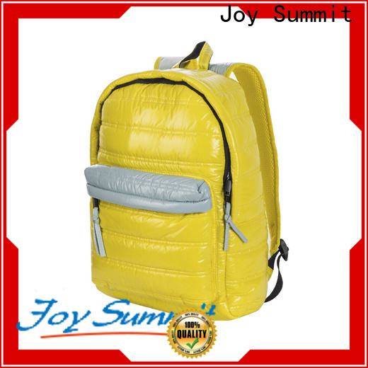 Joy Summit Bulk children's backpacks manufacturer for school