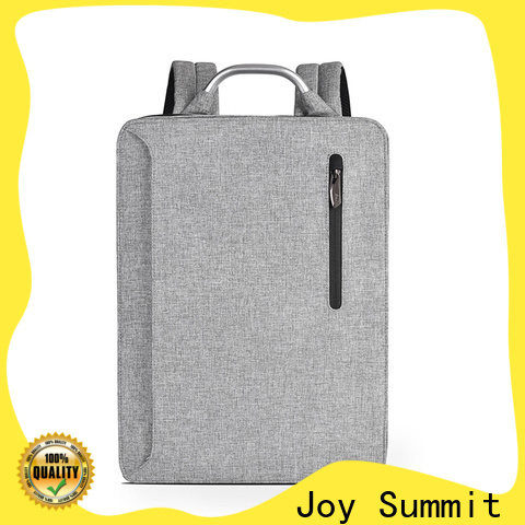 Joy Summit Nylon laptop backpacks wholesale for office workers