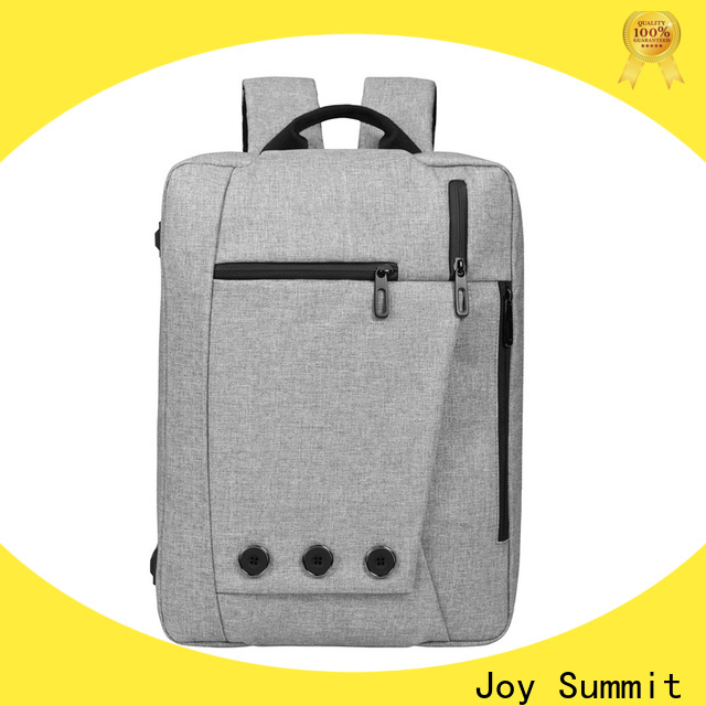 Joy Summit Buy computer backpack factory for carrying computer