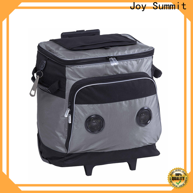 Top ice cooler bag manufacturer for drinks carrying