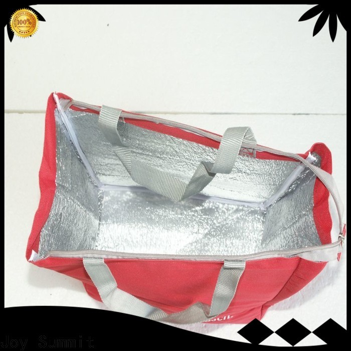 Joy Summit Customized portable cooler bag company for wine carrying