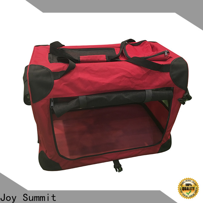 Joy Summit Custom cat carrier manufacturer for pet carrying