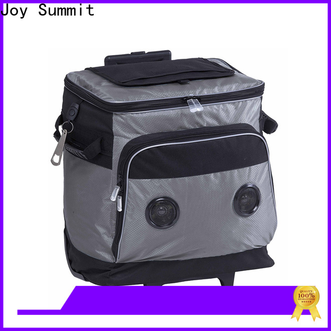 Joy Summit custom made cooler bags vendor for drinks carrying