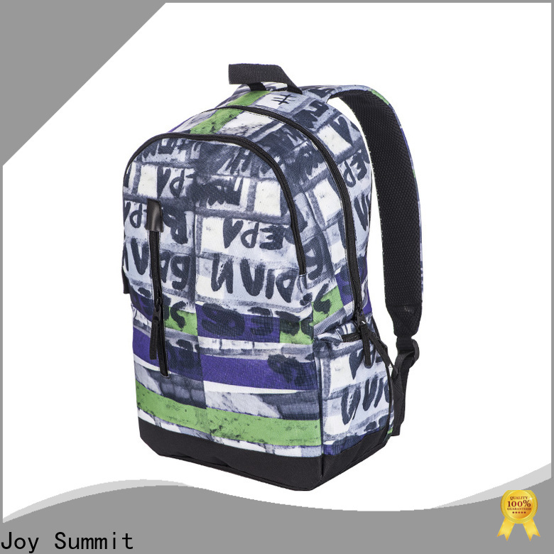 Joy Summit school rucksack company for carrying books