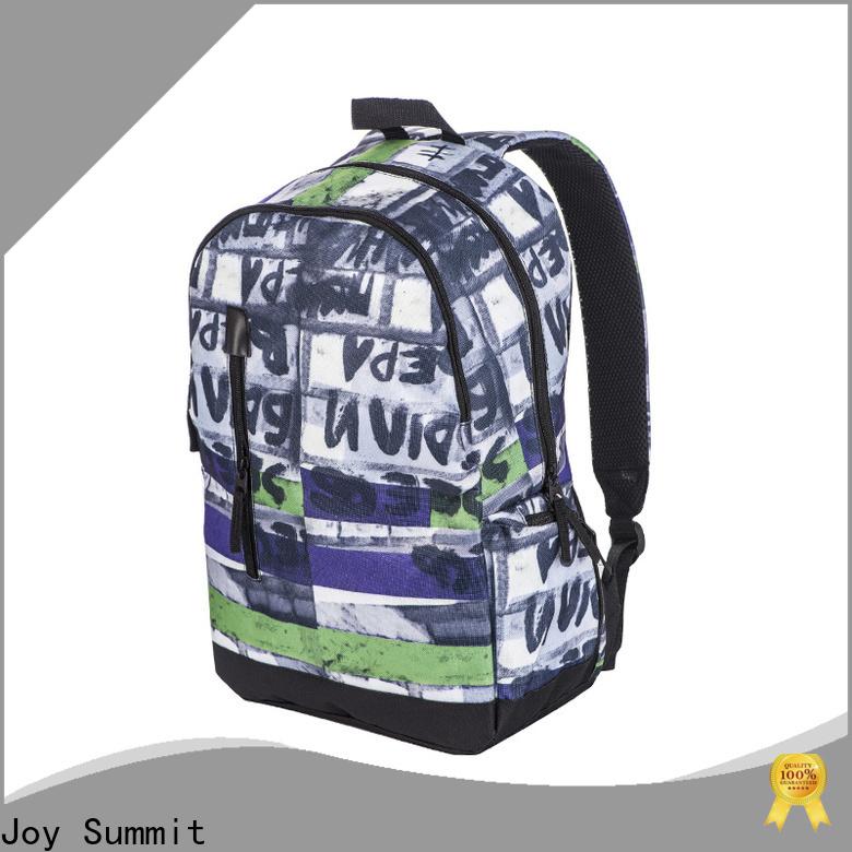 Joy Summit school rucksack company for carrying books