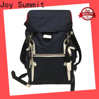Joy Summit Custom felt backpack vendor for travelling