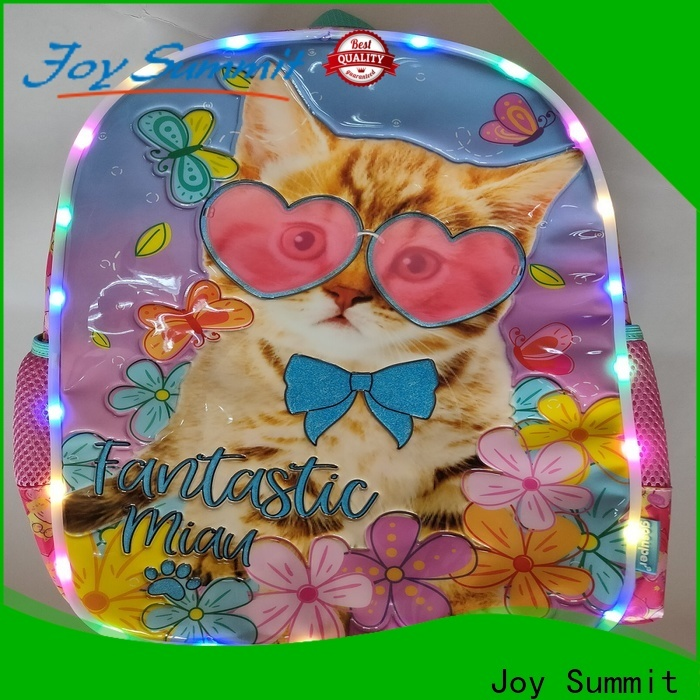 Joy Summit Personalized baby backpack manufacturer for carrying books