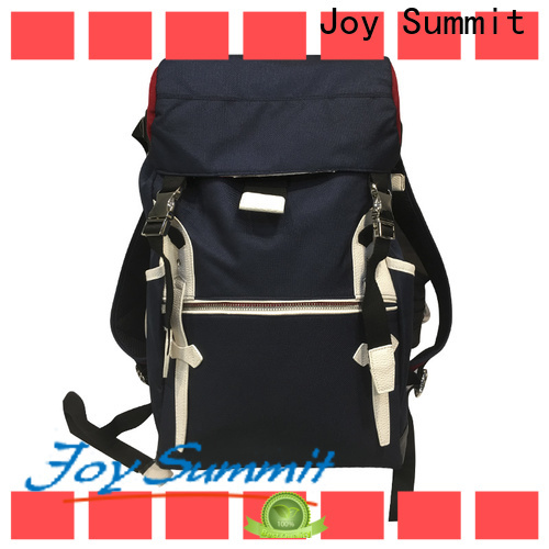 Personalized backpacks for men factory